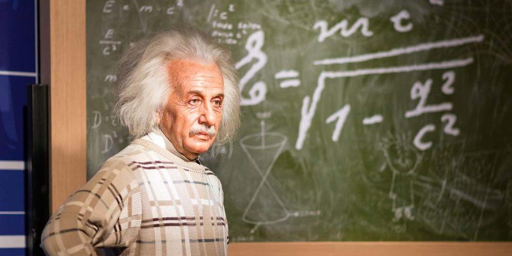 85 Frases De Albert Einstein Que Vão Iluminar A Sua Mente