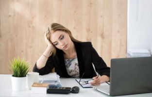 Desmotivação no trabalho