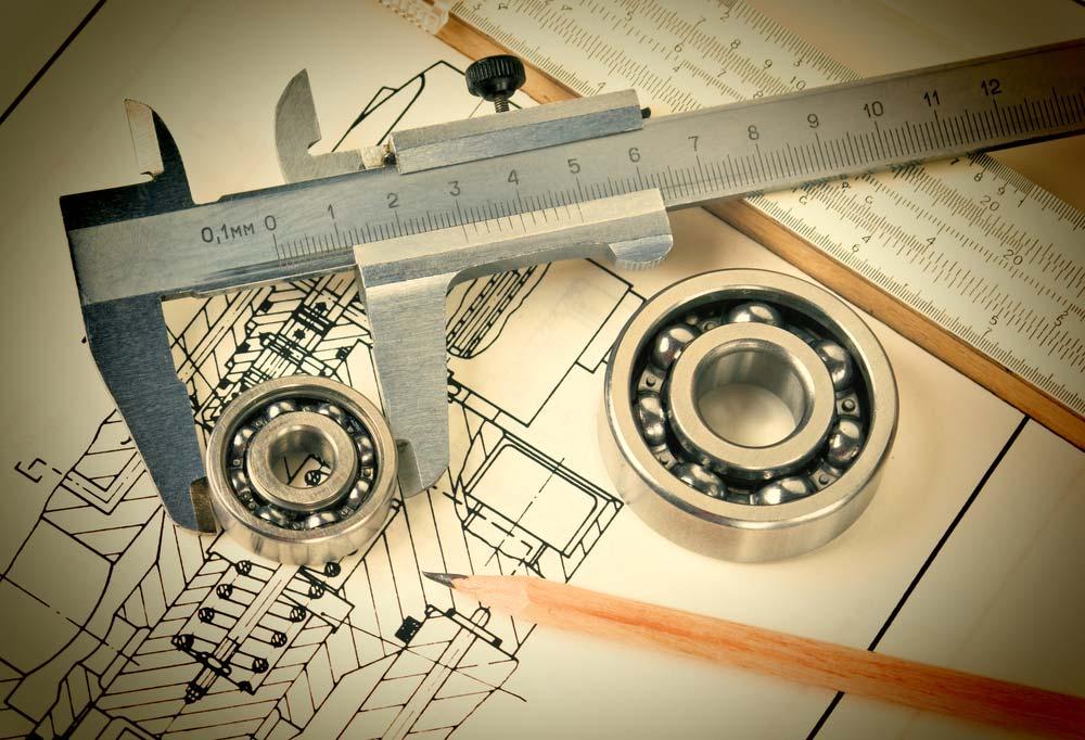 Conceito de engenharia mecânica