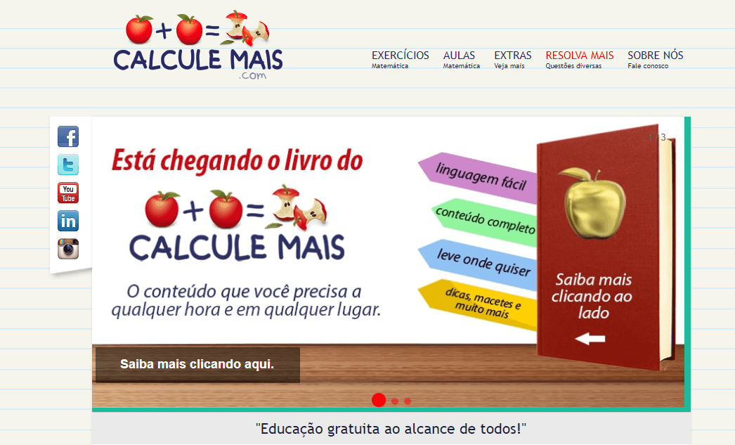 site calcule mais