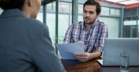 Perguntas para entrevista de emprego