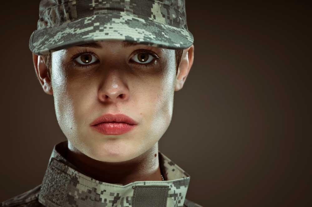 Mulheres no exército