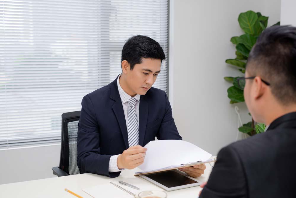 Perguntas e respostas para entrevista em inglês