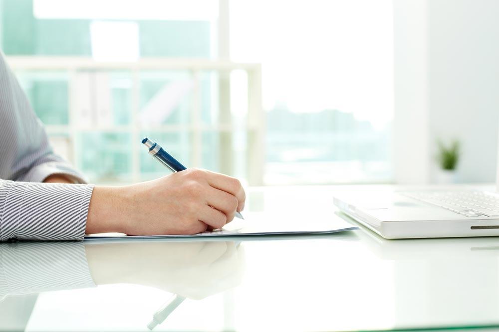 Redação para entrevista de emprego dicas
