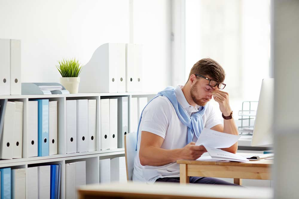 Fadiga mental no trabalho