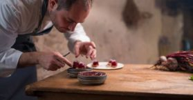 Cena de Chef's Table / Foto: Reprodução
