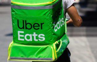 Como trabalhar no Uber Eats
